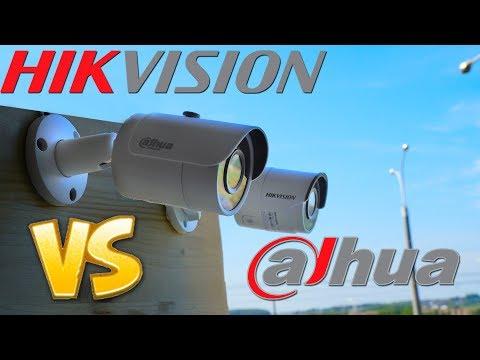 Dahua против Hikvision. Какая ip-камера лучше?