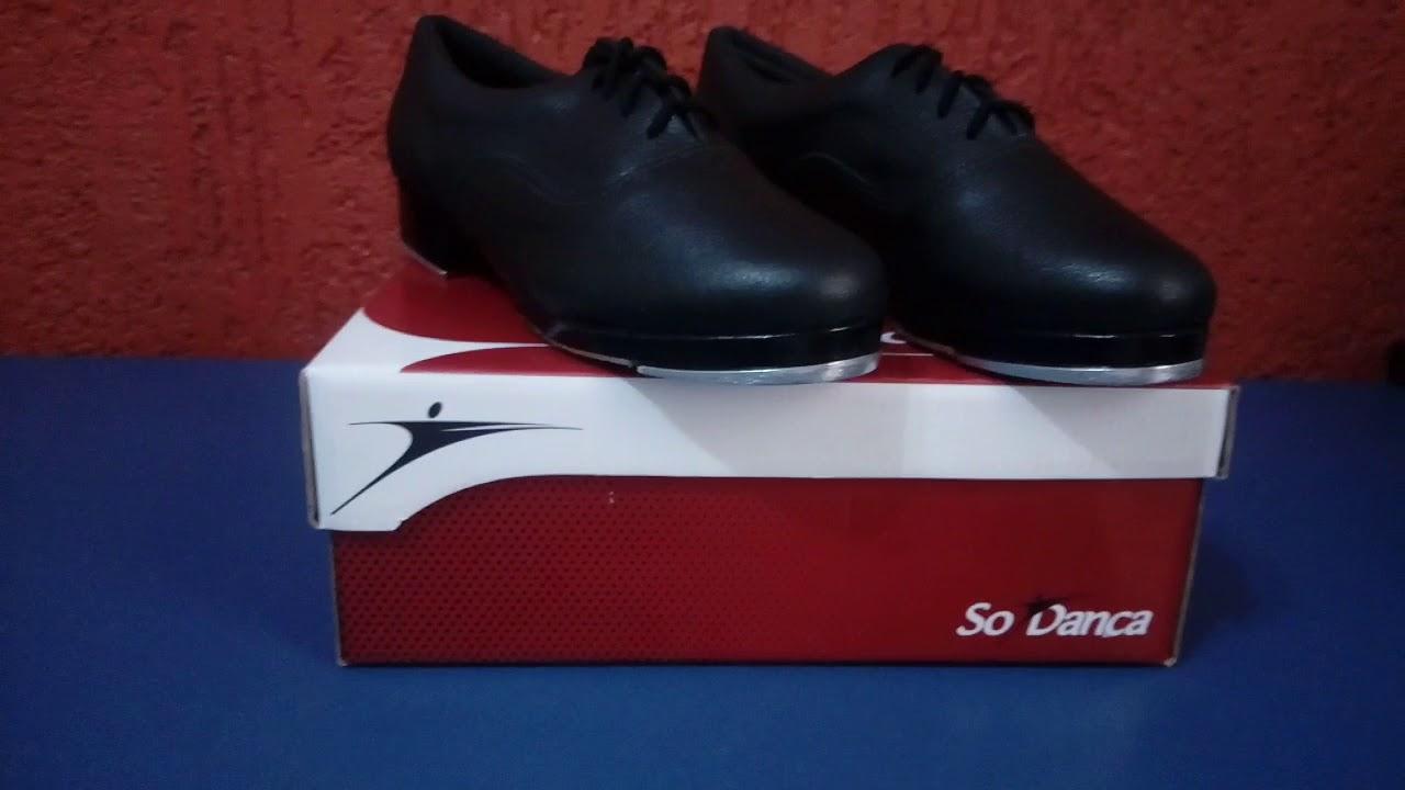 6dfbbe8f5 Sapato de sapateado - Só Dança TA810