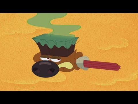Zig & Sharko - Le Dentifrice (S02EP78) | Episode Complet En HD