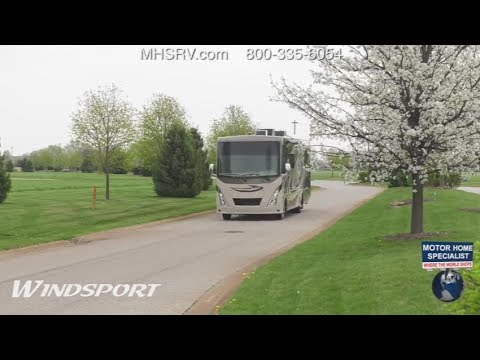 2018 Thor Motor Coach Windsport RV at #1 Dealer Motor Home Specialist