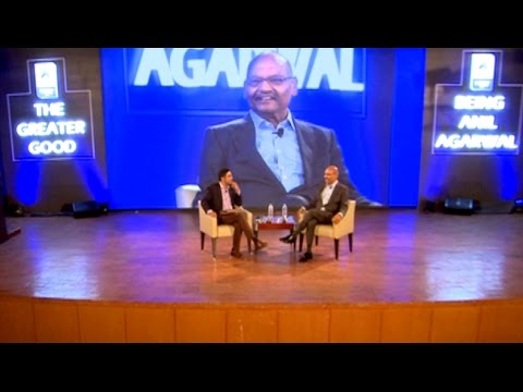Meet an ordinary man with an extraordinary story: Anil Aggarwal