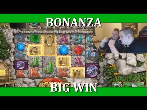 GAY GOLD!! BIG WIN - BONANZA