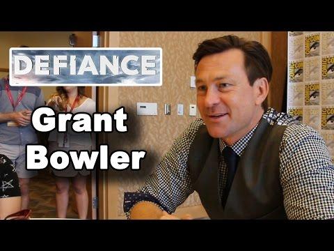 Defiance  Grant Bowler   SDCC2014