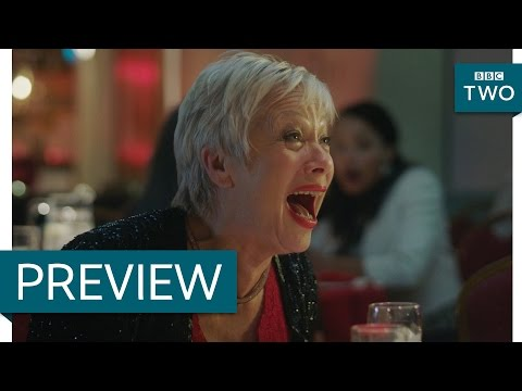 Judy has a food fight - Boy Meets Girl: Series 2 Episode 5 Preview - BBC Two