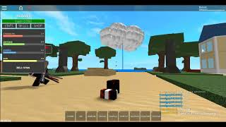 Roblox : One piece milennium showcase : Guru Guru no mi