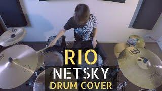 Netsky  - Rio │ Robert Leht Drum ...