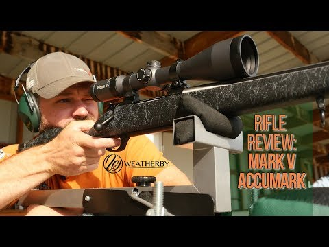 Rifle Review: Mark V Accumark by Weatherby in 6.5 Creedmoor
