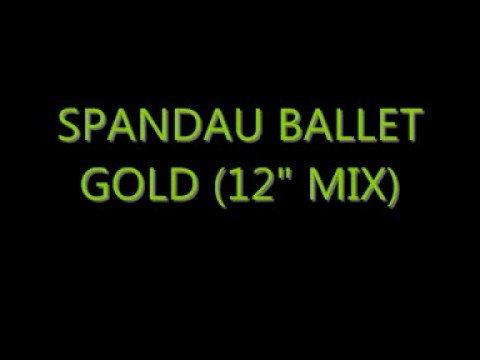 Spandau Ballet - Gold (12