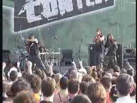 Extrema - Displaced Live in Venice at Heineken Jamming festival 2007