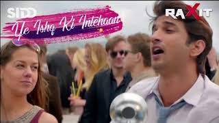 DJ Raxit & DJ Sidd - Ik Vaari Aa - (Raabta) - (Remix)