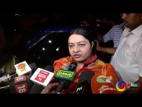 deepa trusts her driver more than me   deepa husband madhavan tamil news today