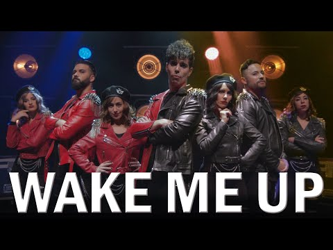 Broken Peach - Wake Me Up (Official Video)