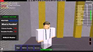 First Roblox Gamplay: Tornado Alley 2