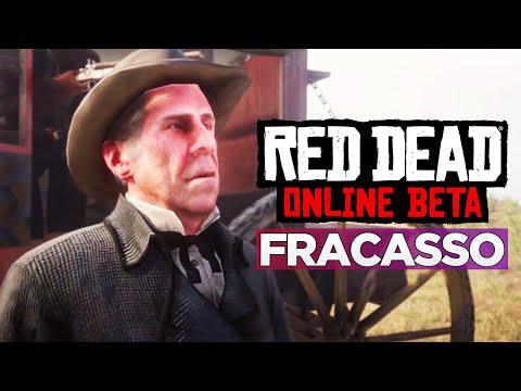 RED DEAD ONLINE É UM FRACASSO? - Tudo de Errado com o Multiplayer de Red Dead Redemption 2 thumbnail