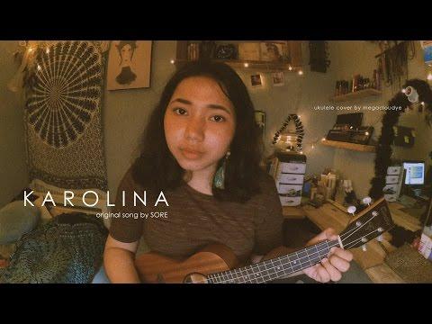 Karolina  - Sore (ukulele cover)
