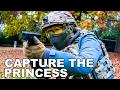 Airsoft Capture The Princess | CYMA CM.350 Shotgun | Wentworth CQB