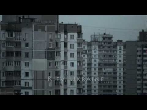 Kiev Ukraine Poverty Ghetto / (Троещина)