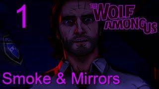 "TWEEDLEDEE INTERROGATION - The Wolf Among Us Walkthrough: Episode 2 ""Smoke & Mirrors"""