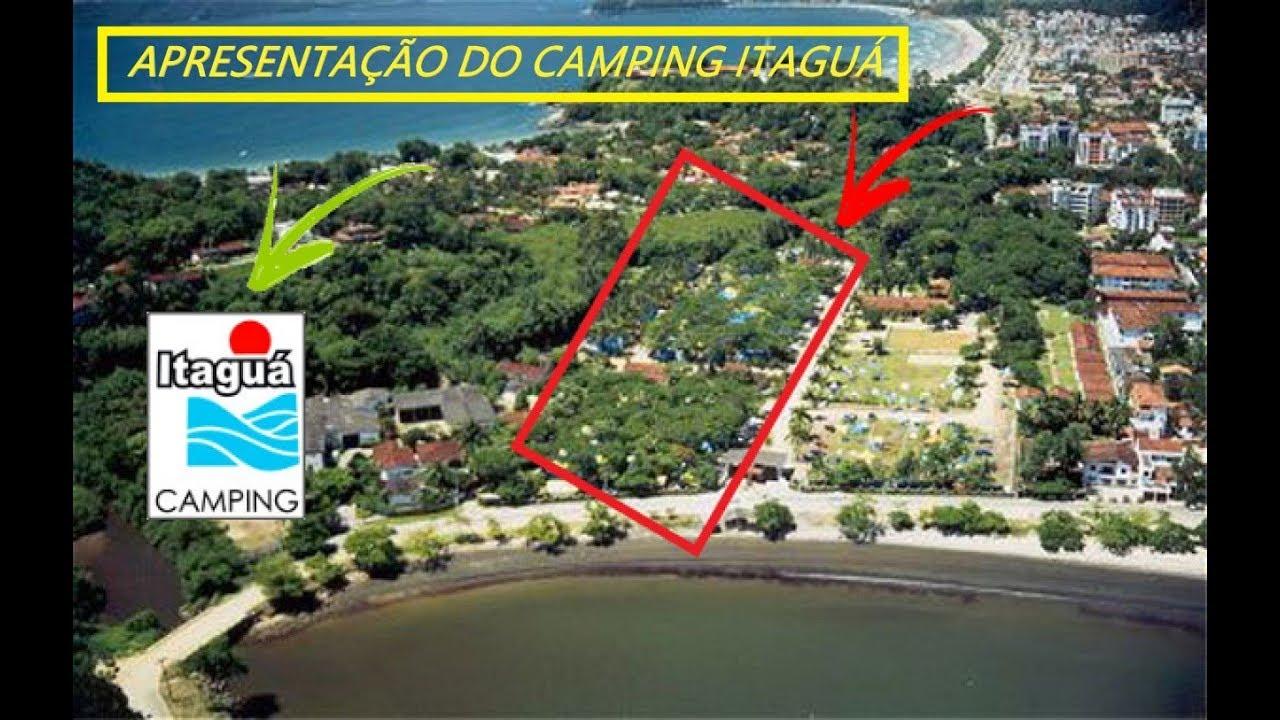 e8c635df9 APRESENTAÇÃO DO CAMPING ITAGUÁ EM UBATUBA!!! - YouTube