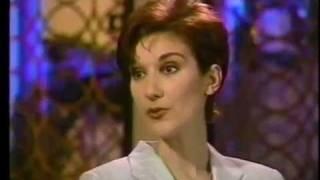 Селин Дион о голосе, свадьбе и шоппинге 1994 (субтитры)