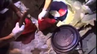فيديو يوضح عملية ضبط المواد المتفجرة بحوزة الخلية الارهابية التي أوقفتها الداخلية الكويتية