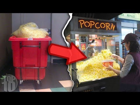 SECRETS Movie Theaters Don't Want You To Know