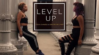 Level Up - Ciara | Hamilton Evans Choreography | Gregori Williams X Tanya Chamoli #LevelUpChallenge