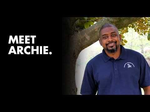 Archie Gibbs - Goodwill Industries International's Achiever of the Year 2015