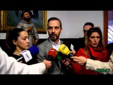 Declaraciones del congresista del PP por Ceuta, Juan Bravo, referente al acuerdo PSOE-C's