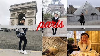COME TO PARIS WITH ME ♡ TRAVEL VLOG
