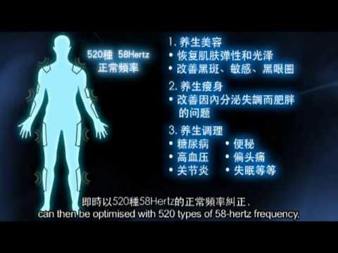 Quantum Energy (English &Chinese Subtitles)