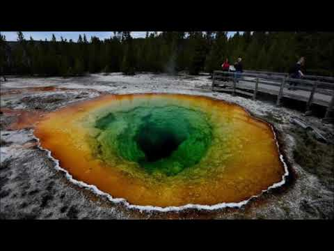 Yellowstone's geysers are getting more active  Nobody's sure why