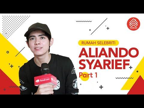 Rumah Selebriti: Aliando Syarief