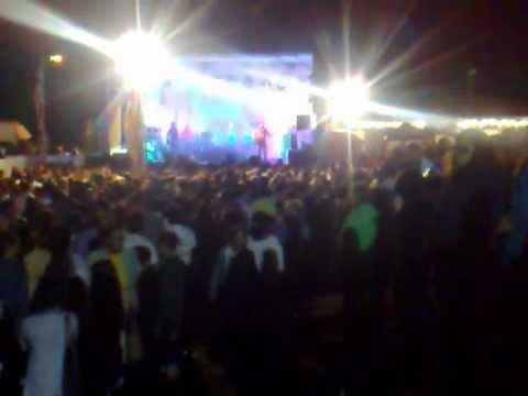 Chave D'ouro nas festas da Graça do Divor 2012
