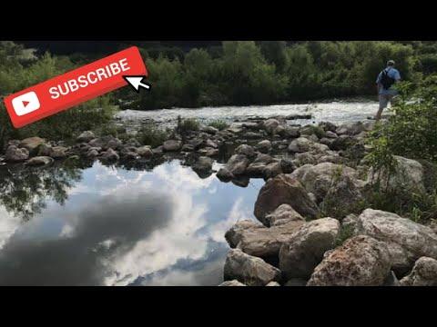 Exploring New Fishing Spots In San Antonio! ( Urban River And Pond Fishing )