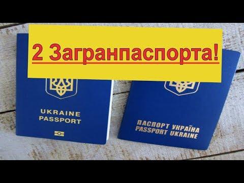 Как сделать второй паспорт