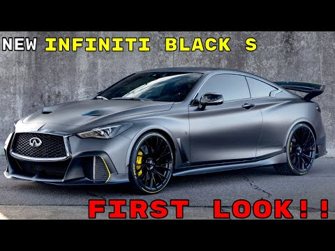 2020 INFINITI Q60 BLACK S 563HP TESTING from YouTube · Duration:  6 minutes 3 seconds