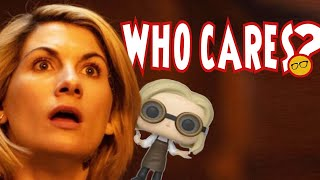 Doctor Who Cares? More PC Plots in Season 12   Plastic is Bad, but Buy Ours!