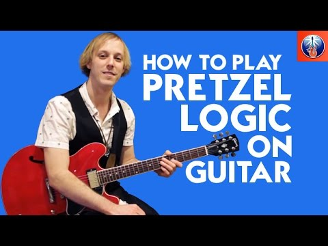 How to Play Pretzel Logic on Guitar - Full Steely Dan Song Lesson