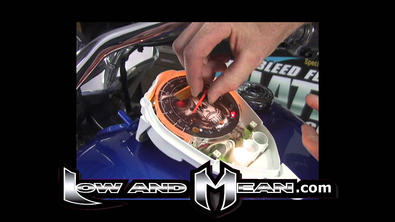 Vulcan 900 Speedo Face Install From Low And Mean Youtube Vn1500 Wiring Diagram