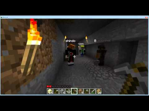 Minecraft Dungeon Creation and Exploration