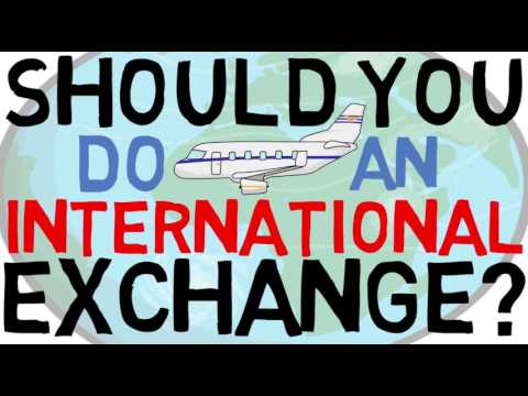 Studying Abroad | Reasons to do an International Exchange