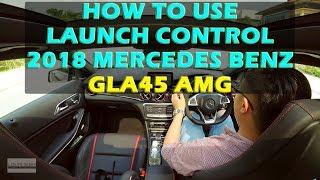 (2018) How to Use Launch Control for Mercedes Benz GLA45 AMG #mercedesbenzgla45amg #gla45amg