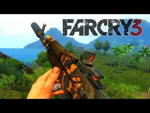 Far Cry 3 com MODS