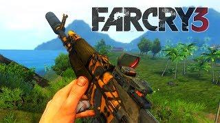 Far Cry 3 com MODS - Tunando a AK-47