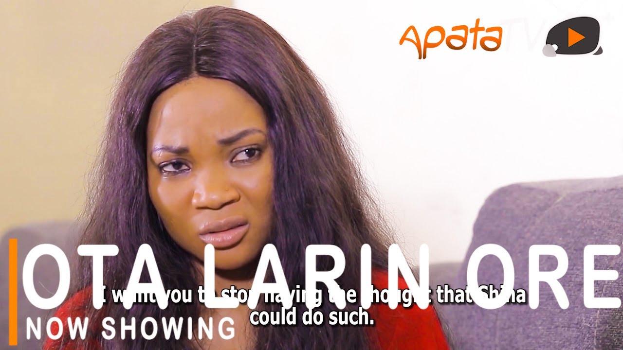 Download Ota Larin Ore Latest Yoruba Movie 2021 Drama Starring Jumoke Odetola | Kunle Afod | Kemi Korede