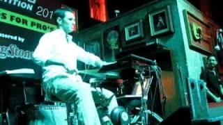 Zak Bond plays DTX Drums in Asian Beat 2010 (Mumbai, India)