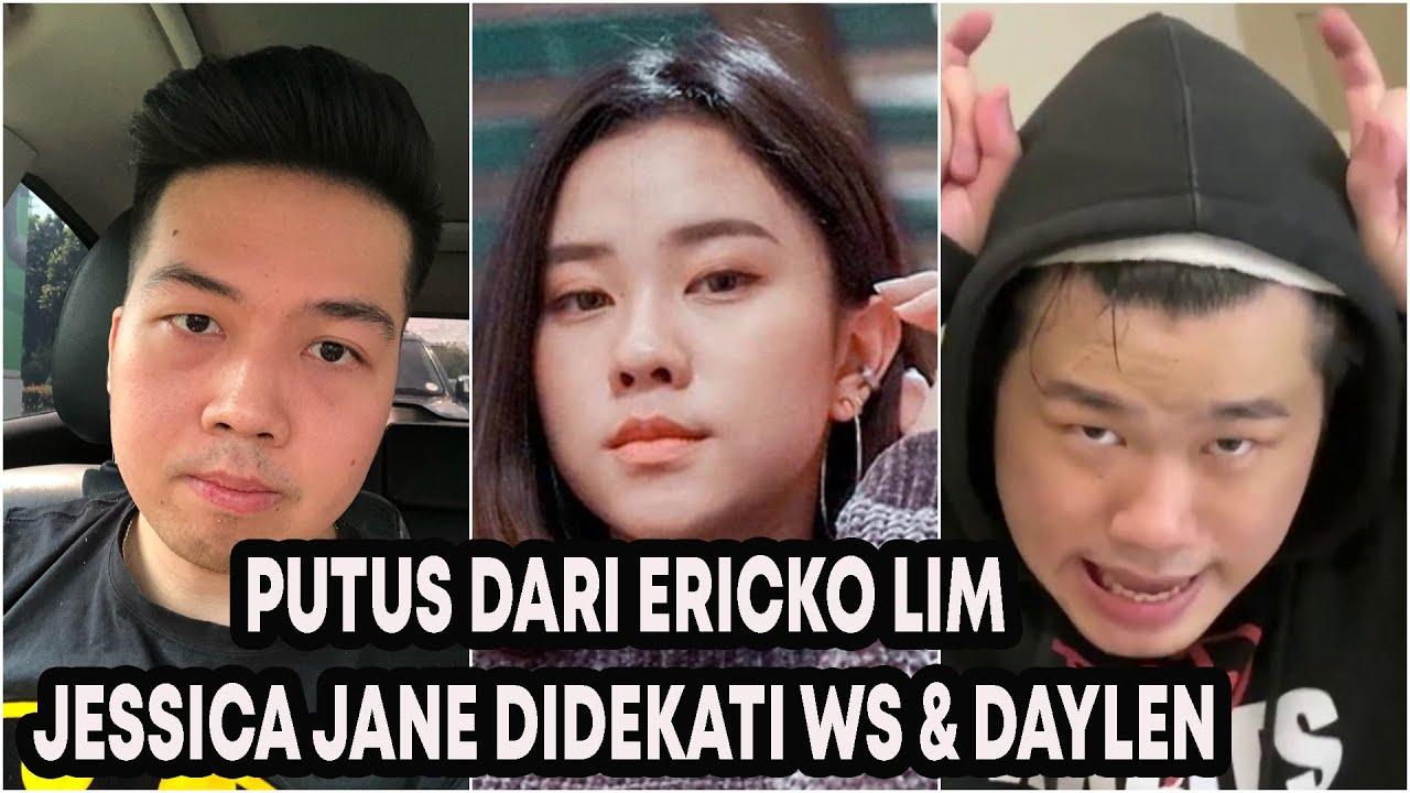 Setelah Putus Dari Ericko Lim, Jessica Jane Langsung Dipepet Daylen Reza dan Winson Reynaldi