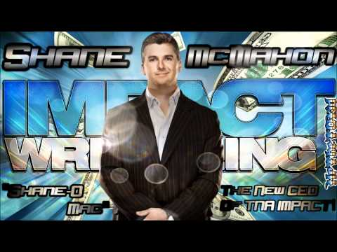 (NEW) 2014: Shane McMahon 1st TNA Theme Song ►