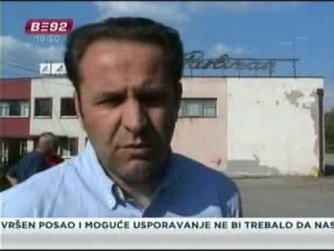 Rasim Ljajic u poseti Prvom Partizanu